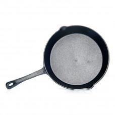 Чугунная сковорода для жарки Fissman 20 х 4 см