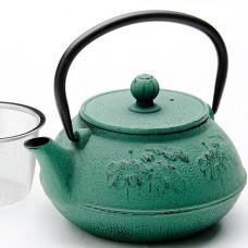 Заварочный чайник 23700 чугун 1,0л мв *8