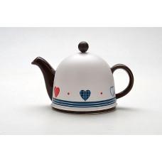 Заварочный чайник 21871 0,5л.с термо колпаком *16