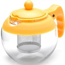 Заварочный чайник 26174 стекло 750мл сито мв *48