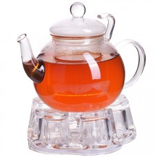 29350 чайник стекло 600мл+ подогрев,сито мв (х16)