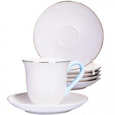 29015 чайный сервиз 12 пр 220мл в подар/уп lr (х8)