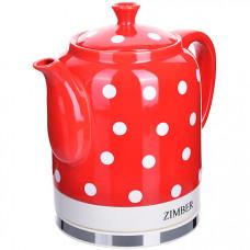 11227 чайник электр. керамика 1,7 л 1350вт zm (х4)