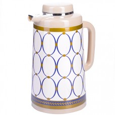28570 термос 1 литр стеклянная колба мв (х12)
