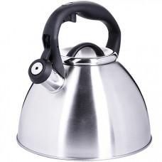 29165 чайник 3л со свистком нерж mb (х12)