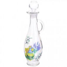 27811 бутылка для масла 380 мл голубая lr (х24)