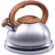 28208 чайник 2,8л нерж/сталь со свистком mb (х12)
