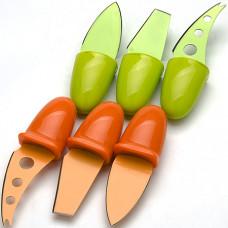 Ножи 24188 для сыра 3шт с покр.нон-стик 11-11-13-мв *72