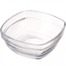 7074 набор стеклянных салатников 6 штук (х8)