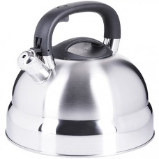 28995 чайник 6 л нерж/сталь со свистком mb (х4)