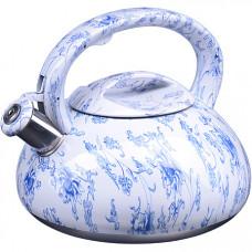 28200 чайник 3л нерж/сталь со свистком мв (х6)