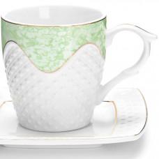26831 чайный сервиз 12пр 200мл в подар/уп lr (х10)