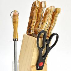 Набор ножей 480 8пр перламутовая ручка *12