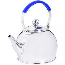 29004 заварочный чайник глянцевый 1 литр mb (х24)