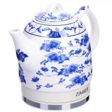 11230 чайник электр. керамика 1,5 л 1350вт zm (х4)