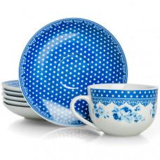 Набор чайный 25908 12пр lr *6