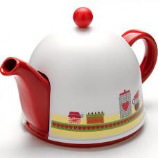 Заварочный чайник 24309 0.8л с термо-колпаком *16