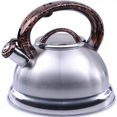 28211 чайник 2,8л нерж/сталь со свистком mb (х12)