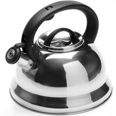 25744 mb чайник метал. 3л с/кр со свистком (х12)