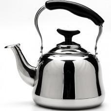 23507 чайник литой 4л со свистком мв (х12)