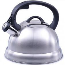 28209 чайник 2,3л нерж/сталь со свистком mb (х12)