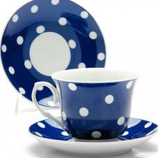 Набор чайный 25905 12пр 220мл фарфор lr *6