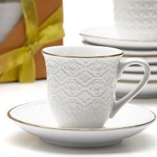 Набор чайный 25774 8пр 240мл фарфор lr*16