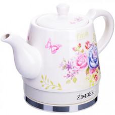 11231 чайник электр. керамика 1,2 л 1350вт zm (х4)