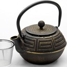 Заварочный чайник 23696 чугун 1,5л мв *8