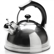 26166 чайник мет. 4л со свистком mb (х12)
