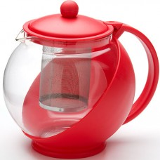Заварочный чайник 25738 с ситечком с крышкой 750мл мв *24