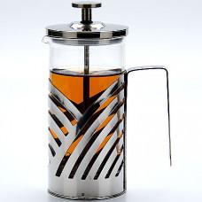 Заварочный чайник 23220 350мл металлический корпус