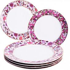 18755 тарелка 1шт фарфор 130-134-11pp (х24)