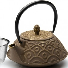 Заварочный чайник 23698 чугун 1,0л мв *8