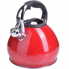 28555 чайник 3,4л нерж/сталь со свистком mb (х12)