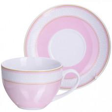 28615 чайная пара 2 предмета 220мл lr (х18)