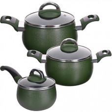 27790 набор посуды 6пр 1,6+2,4+3,4 см mb (х4)