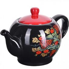 28387 заварочный чайник 950 мл с крышкой lr (х16)