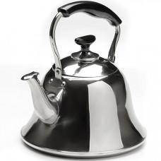 25897 чайник нержавейка 3л со свистком мв (х12)